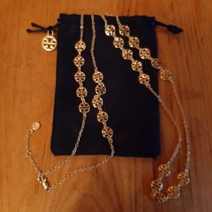 COPY - Tony Burch Gold 36in Necklace